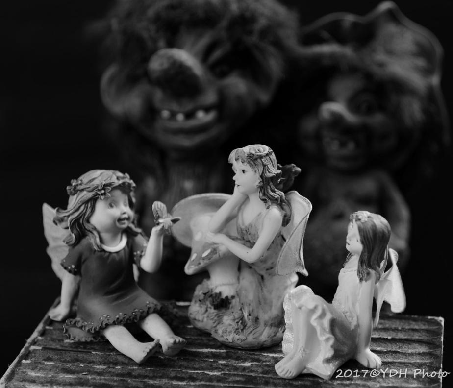 Trolls and Fairies