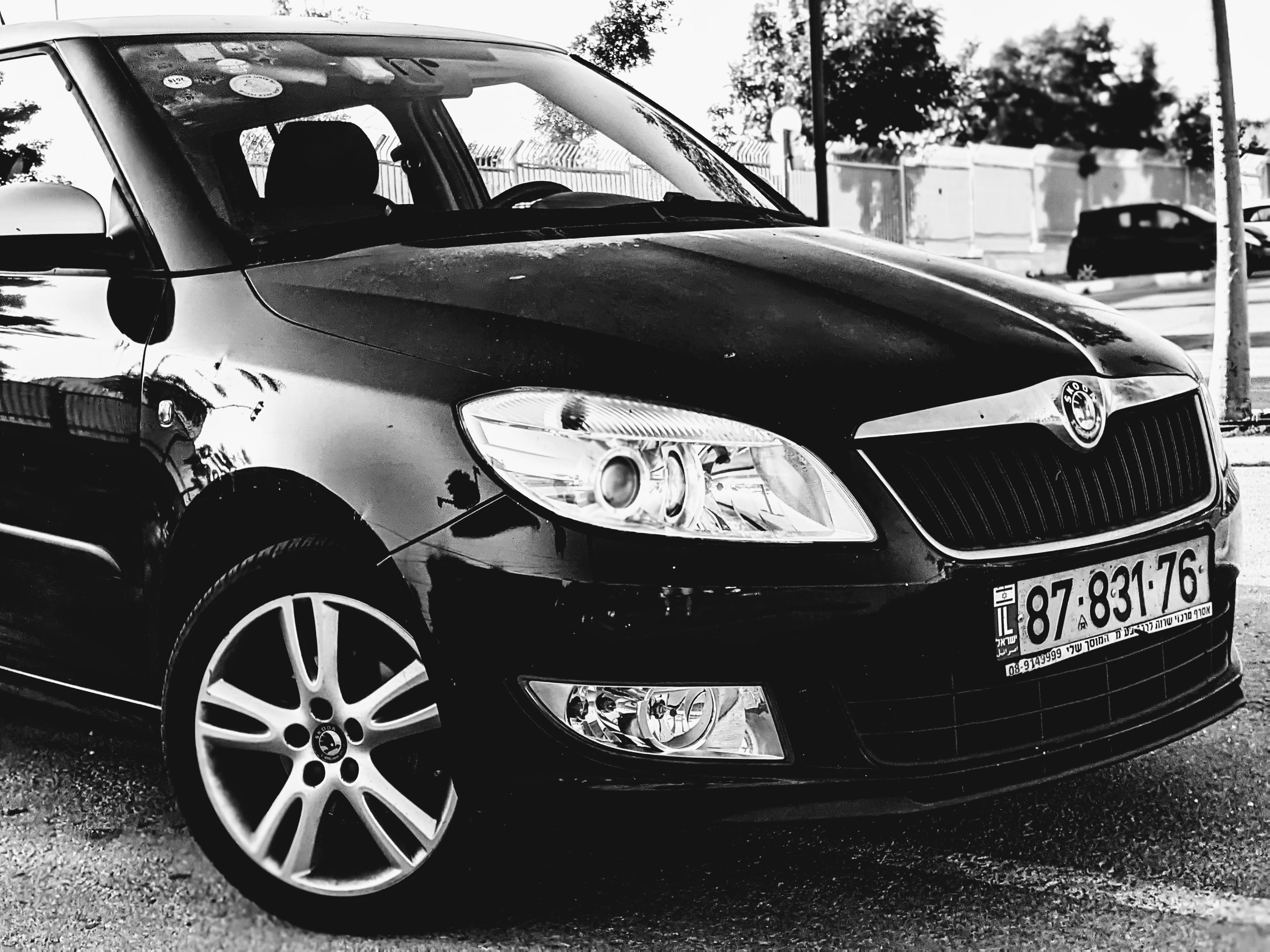 יום של צילומי מכוניות
